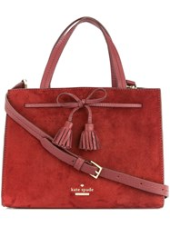 Kate Spade Mini Tote Bag Red