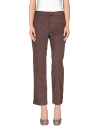 Jil Sander Casual Pants Dove Grey