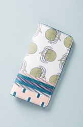 Anthropologie X Suno Travel Wallet White Mauve