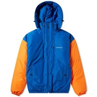 Givenchy Ripstop Puffer Jacket Blue