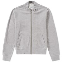 Maison Martin Margiela 14 Elbow Patch Track Jacket Neutrals