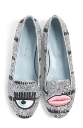 Chiara Ferragni Women's Flirting Lips Slipper