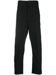 Forme D'expression Plain Straight Trousers 60