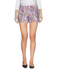 Giorgia And Johns Shorts Azure