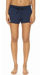Splendid Shorty Bottoms Navy Iris
