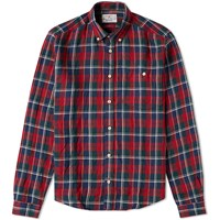 Barbour William Shirt Red