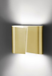 Holtkoetter 8532 Filia Large Wall Sconce Yellow
