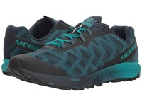 Merrell Agility Synthesis Flex Navy Running Shoes