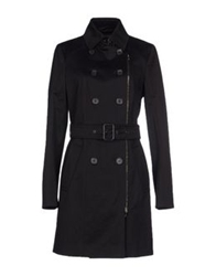 Strenesse Gabriele Strehle Full Length Jackets Black