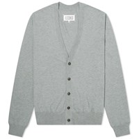 Maison Martin Margiela 14 Classic Elbow Patch Cardigan Grey
