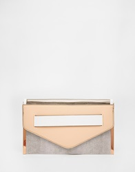 New Look Oversized Clutch Black