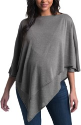 Bun Maternity Cozy Up Nursing Poncho