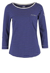 Gaastra Fleeting Long Sleeved Top Marine Blue Dark Blue