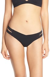 Women's Commando Strappy Sides Thong