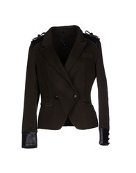 Hotel Particulier Suits And Jackets Blazers Women Dark Green