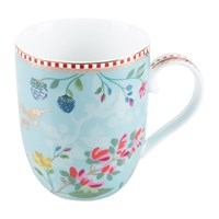Pip Studio Hummingbird Mug Blue