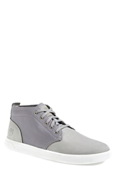 Timberland Earthkeeperstm 'Groveton' Chukka Sneaker Men Grey Nubuck Canvas