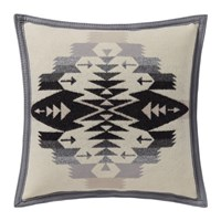 Pendleton Tucson Feltbound Reversible Cushion Ivory