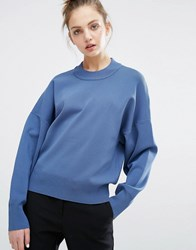 Weekday Sweatshirt Blue