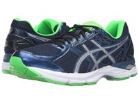 Asics Gel Exalt 3 Poseidon Silver Men's Running Shoes Black