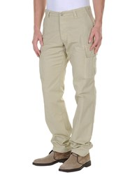 Avio Trousers Casual Trousers Men Beige