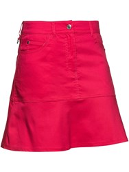 Daily Sports Swing Skort Red