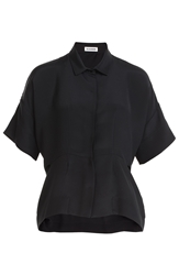 Jil Sander Fluid Silk Shirt