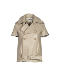 Haal Jackets Light Brown
