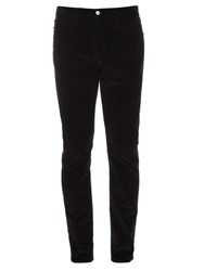 Gucci Slim Leg Corduroy Trousers