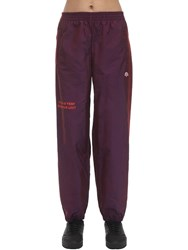 Adidas By Alexander Wang 2T Pants Purple Red