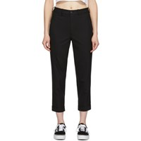 6397 Black Caryl Trousers