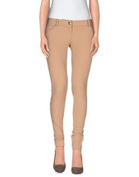 Betty Blue Trousers 3 4 Length Trousers Women Camel