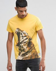 Supreme Being Roaring T Shirt Yellow