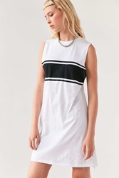 Bdg Jane Muscle Tee Dress Black And White