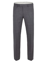 Racing Green Men's Pearce Check Trouser Navy