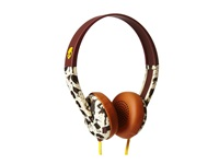 Skullcandy Uproar Explore Animal Mustard Headphones Animal Print