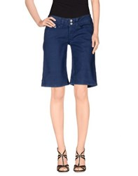 Maggie Denim Denim Bermudas Women