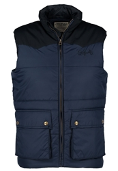 Jack And Jones Jack And Jones You Waistcoat Dress Blues Dark Blue