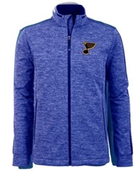 Antigua Men's St. Louis Blues Golf Jacket Royalblue