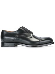 W.Gibbs Classic Derby Shoes Black