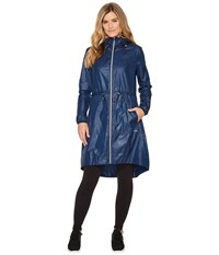 Jockey Active Elevation Jacket Thunder Blue Coat