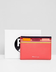 Paul Smith Ps By Jewel Purse Pink