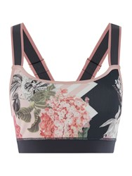 Ted Baker Palace Garden Crop Top Pink