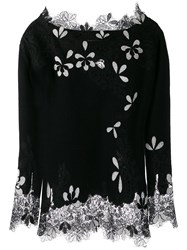Ermanno Scervino Off The Shoulder Lace Insert Top 60