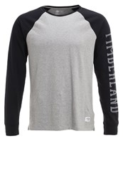 Timberland Long Sleeved Top Grau Grey