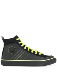 Diesel High Top Dual Upper Sneakers 60