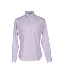 Agho Shirts Light Purple