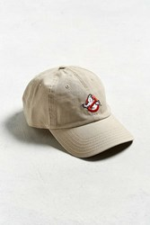 Urban Outfitters Ghostbusters Dad Hat Tan