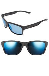 Smith Optics Men's Wolcott 58Mm Polarized Sunglasses