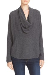 Joie Women's Mikkelin Wool And Cashmere Drape Neck Sweater